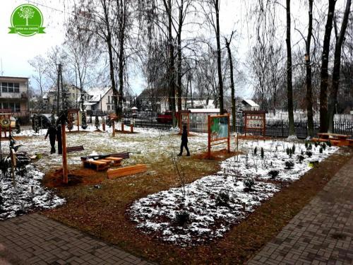 ogród edukacyjny